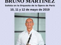 Curso de Clarinete Bruno Martinez
