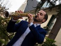 Antonio García Saxofonista