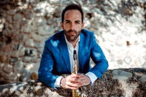 Javier Linares saxofonista