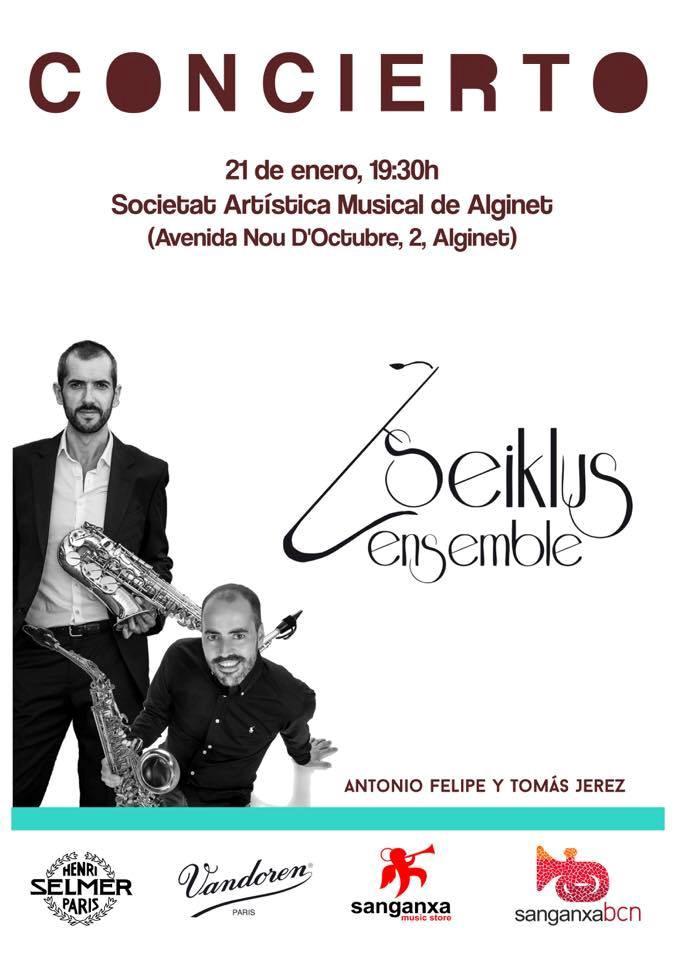 concierto seiklus