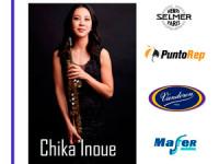 Clases saxo Chika Inoue