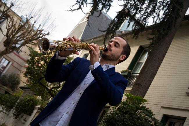 Antonio Garcia  saxofonista