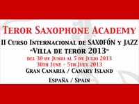 Teror Saxophone Academy