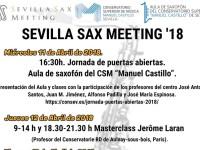 sevill sax meeting peq
